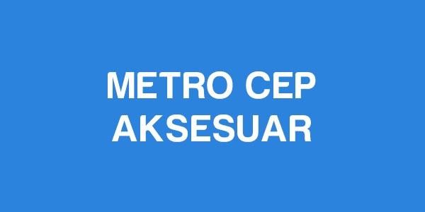 Metrocorner avm Metro Cep Aksesuar