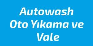 Autowash Oto Yıkama ve Vale metcorner avm